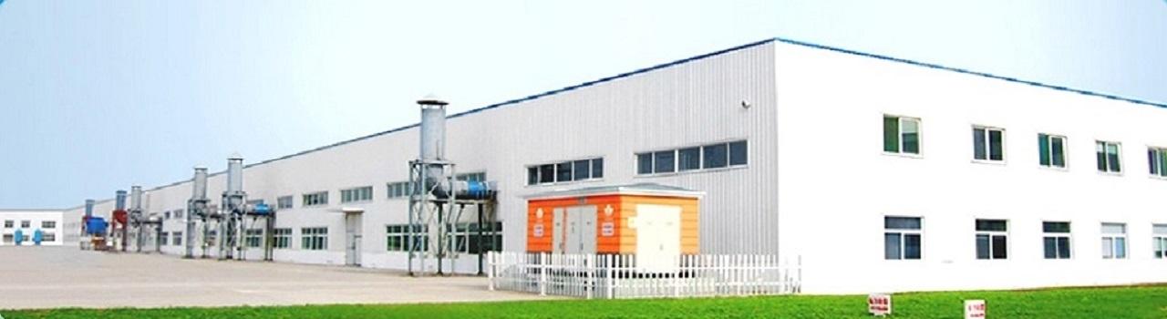 硫氰酸钠生产厂家淄博市博山双田化工制造有限公司的厂容厂貌一角
