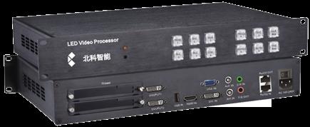 带USB播放功能的LED视频处理器图