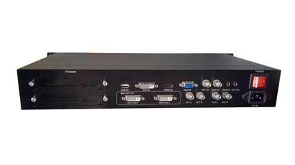 带字幕功能的LED视频处理器