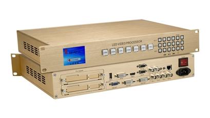 LED双通道视频拼接器K680图片展示