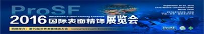 2016中国国际表面精饰展览会