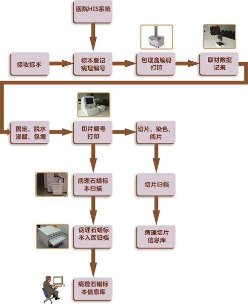病理石蜡标本库管理系统