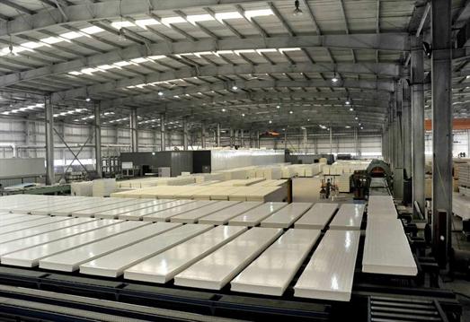 聚氨酯板,气调保鲜库,聚氨酯冷库板,华都茂华,冷库工程,聚氨酯夹芯板
