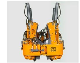 常青CQM600挖树机