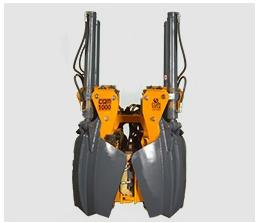 常青CQM800挖树机