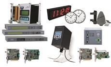主时钟系统用于为工厂的过程控制等系统提供准确时间码,以便同步其系统时间。主时钟的准确时间由卫星提供,系统能够生成不同格式的时间码,如NTP、IRIG-A、IRIG-B 和 TTL 等,以满足所有系统时间同步的需求。          中航泰德维科作为Meinberg在中国区指定代理商,提供众多适用于精确时频同步应用的主时钟系统,并可以实现双冗余模式。产品包括用于计算机的插卡式 GPS 接收器、独立式 GPS 接收器、19 英寸机架式 GPS 模块化系统、网络时间服务器、振荡器及显示器等 。
