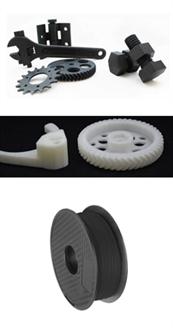 碳纤维、低温尼龙打印